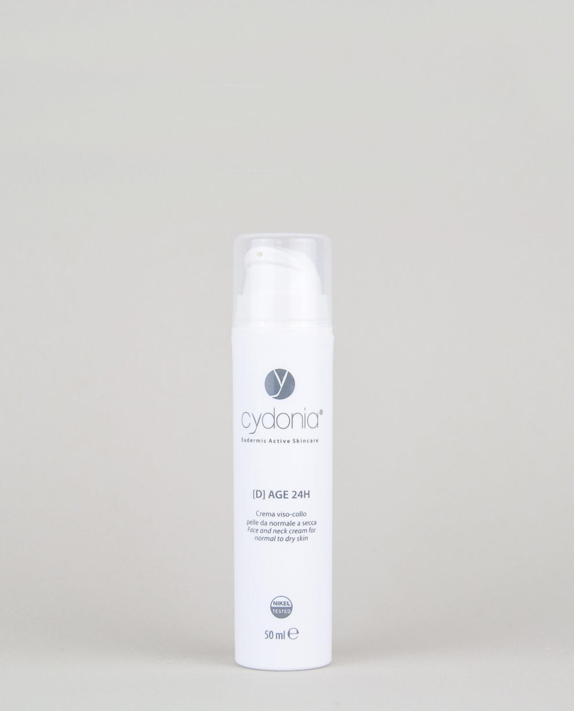 [D] Age 24H: trattamento anti-aging pelli secche e sensibili - Cydonia Cosmetici