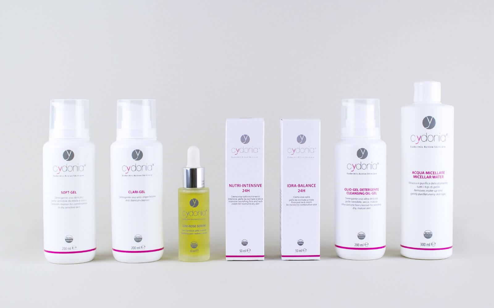 Prodotti della linea dia-derma viso, per la cura e la bellezza della tua pelle
