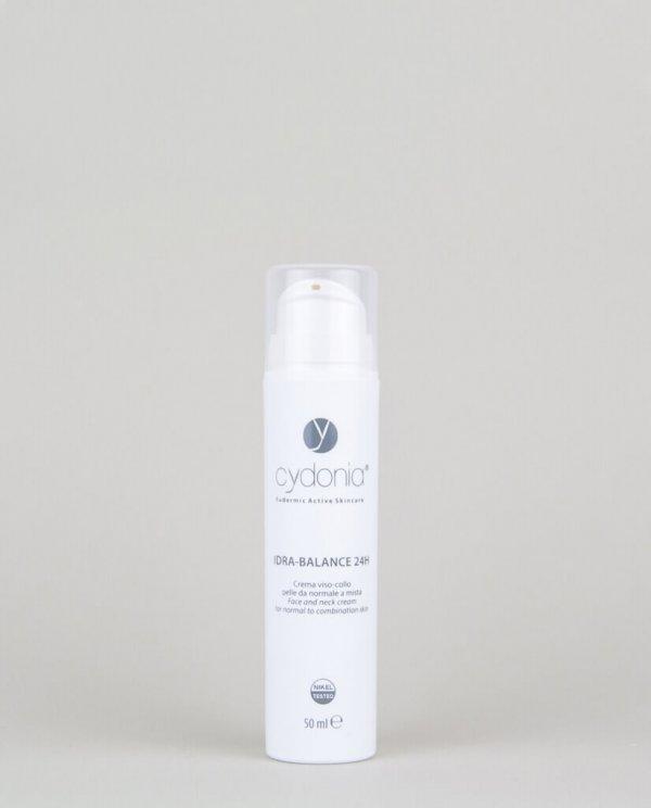 Idra-Balance 24H: crema viso riequilibrante idratante - Cydonia Cosmetici
