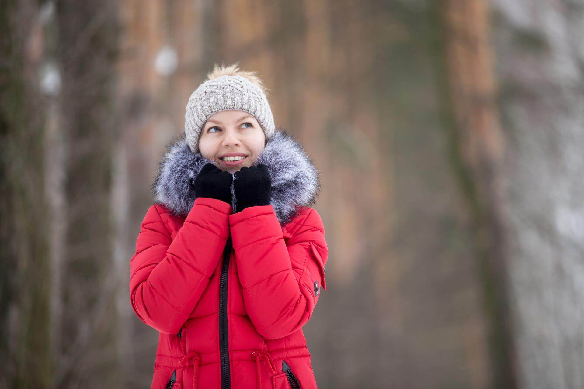 Prepara la pelle al freddo invernale