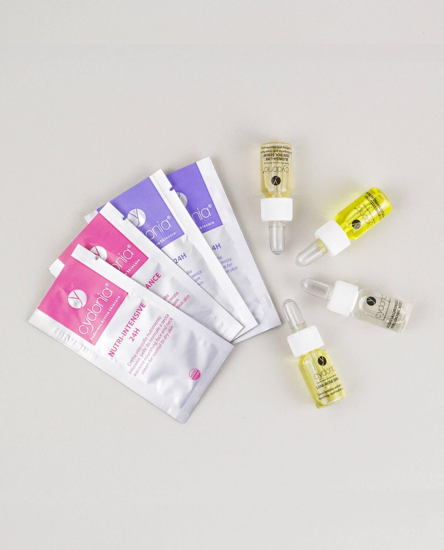 Campioncini prodotti Cydonia Cosmetici